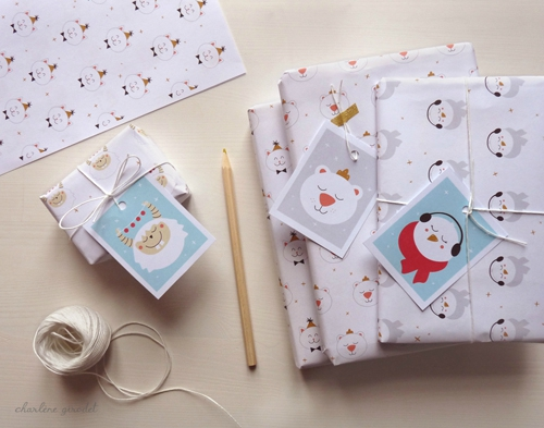 Étiquettes+cadeaux+Charlene+Girodet