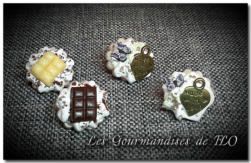 boutons gourmands choco