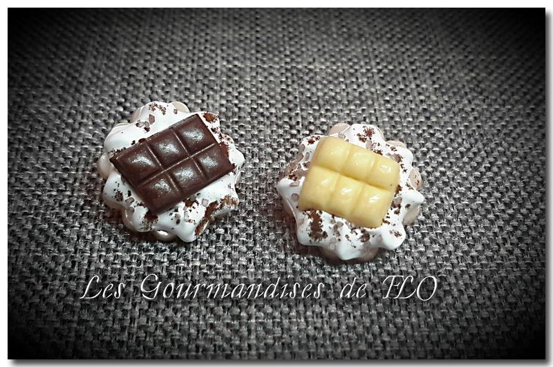 boutons gourmands chocolats