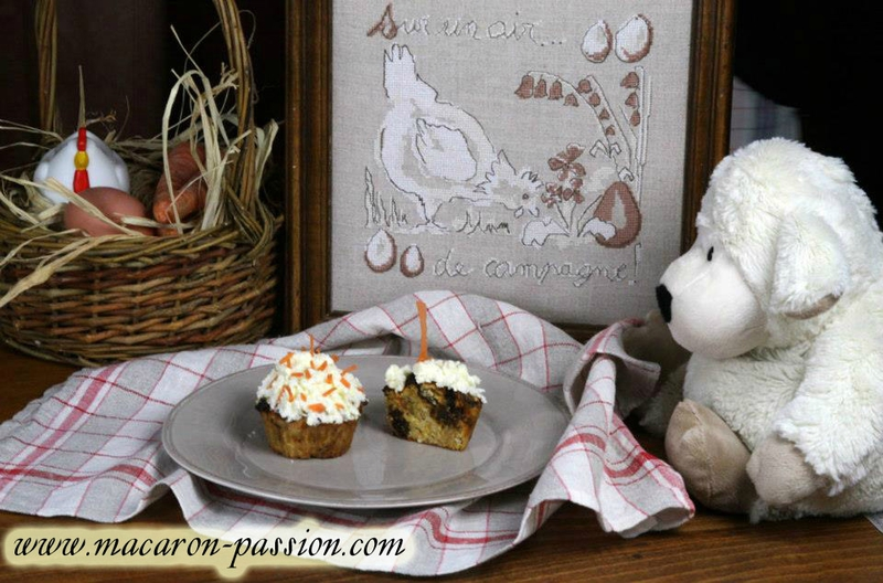 cakes carotte bouloche C