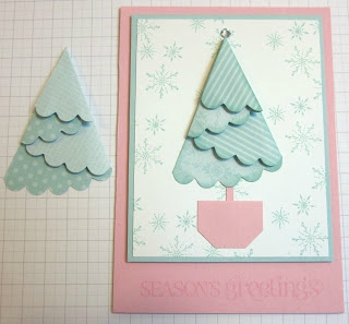 scallop circle tree tutorial
