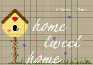 home tweet home 1