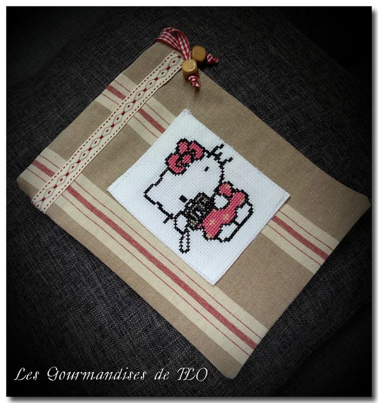 Pochon Hello Kitty 2