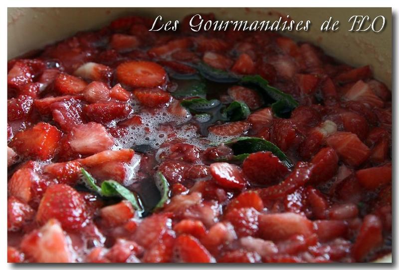 fraise menthe 1a
