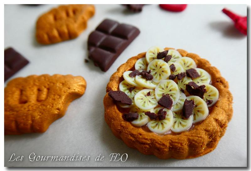 tarte banane choco 2