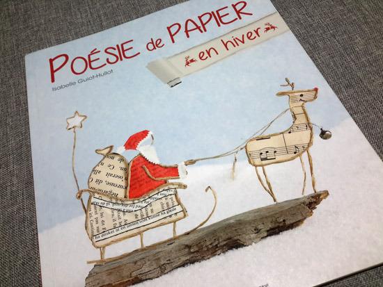Poésie papier hiver 1