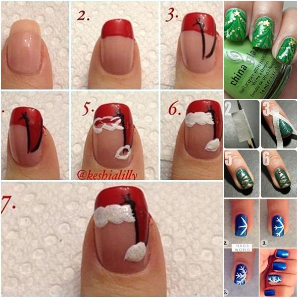 DIY-christmas-nail-art