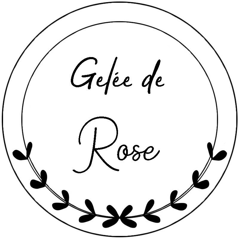 gelée rose