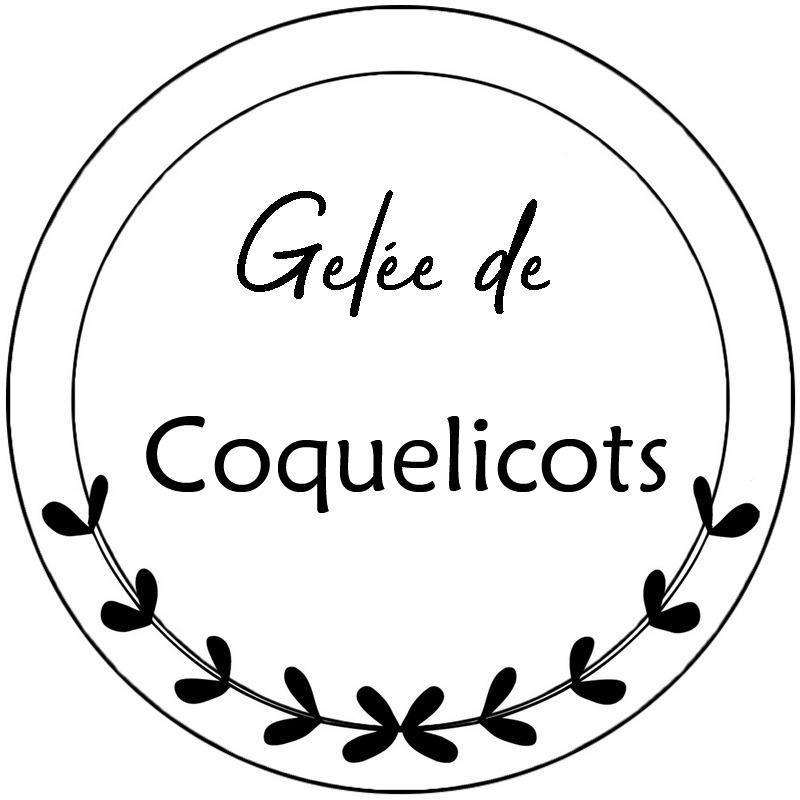 gelée coquelicots