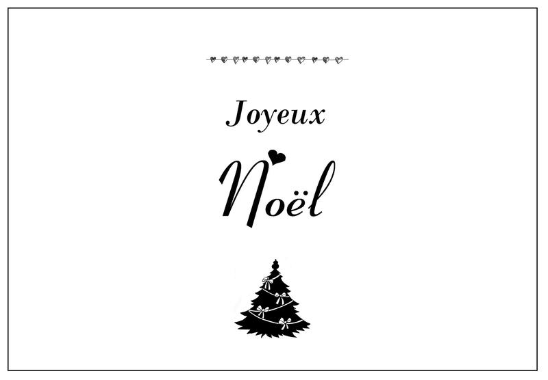 tablette joyeux Noël