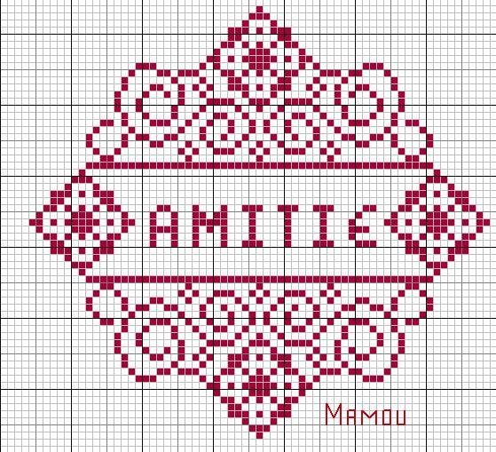 Losange-Amitie